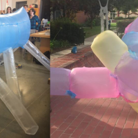 Spring Break Camp: Inflatables