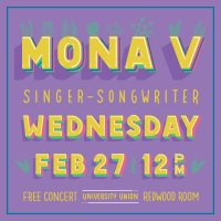 Wednesday Nooner: Mona V