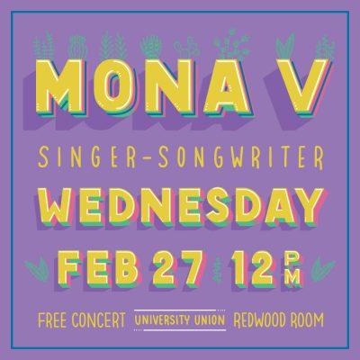 Wednesday Nooner: Mona V