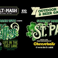 Malt & Mash St. Patrick's Day Block Party Weekend