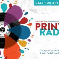 Print Radio: CapRadio's Annual Design Contest