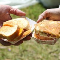 Sacramento Grilled Cheese Festival