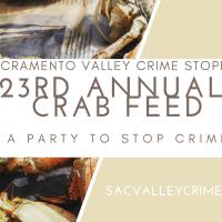 Sacramento Valley Crime Stoppers Crab Feed 2019