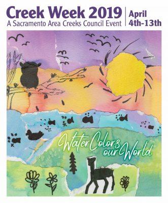 Sacramento Creek Week: Water Colors Our World