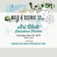 Wild and Scenic Art Walk Truckee