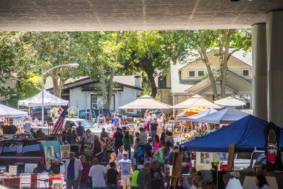 Sacramento Antique Faire (March)