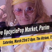 Upcycle Pop: Interactive Purim Market
