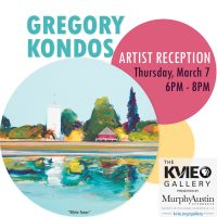 Gregory Kondos: Small Works