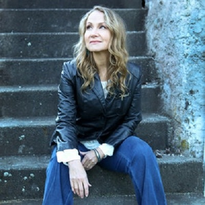 Joan Osborne and Katie Knipp