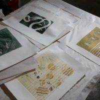 Monotype Printmaking: The Painterly Print Process