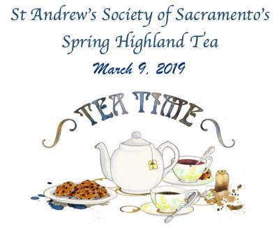 Saint Andrew's Society of Sacramento Presents Spri...