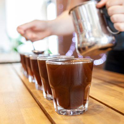 Temple Coffee's Public Tastings