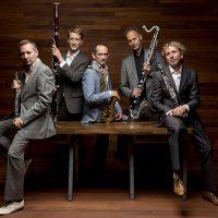 Sacramento State New Millennium Concert Series: Calfefax Reed Quintet