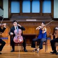 Sacramento State New Millennium Concert Series: Telegraph Quartet