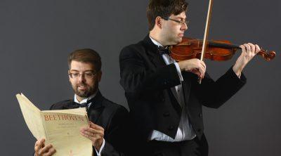 Crocker Classical Concert Series: The Irrera Broth...