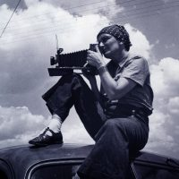 Film Screening: Dorothea Lange, Grab a Hunk of Lightning