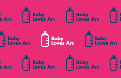 Baby Loves Art