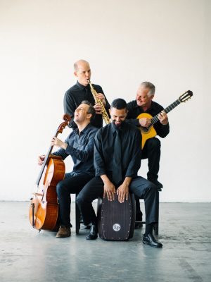 Global Rhythms: Quarteto Nuevo