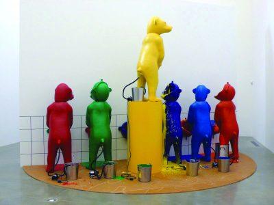 Big Ideas: Richard Jackson's Alleged Paintings