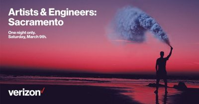 Verizon presents Artists and Engineers Sacramento