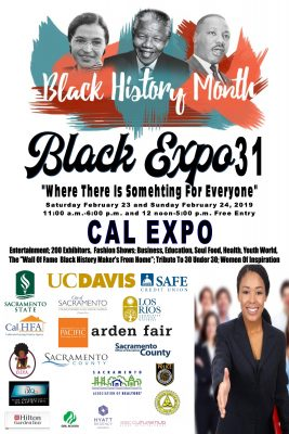 Sacramento Black History Month Black Expo