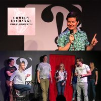 Comedy Exchange: Improv Comedy Scenes Inspired by Stand-up