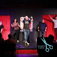 Short Cuts: Improv Games Show