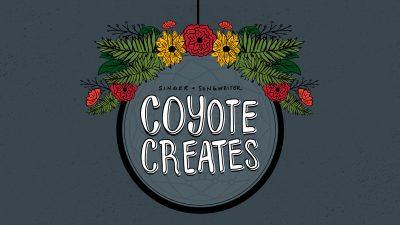Wednesday Nooner: Coyote Creates