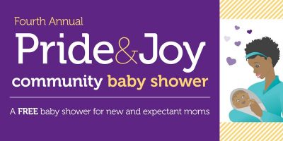 Pride and Joy Community Baby Shower