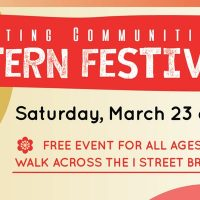 I Street Bridge Lantern Festival