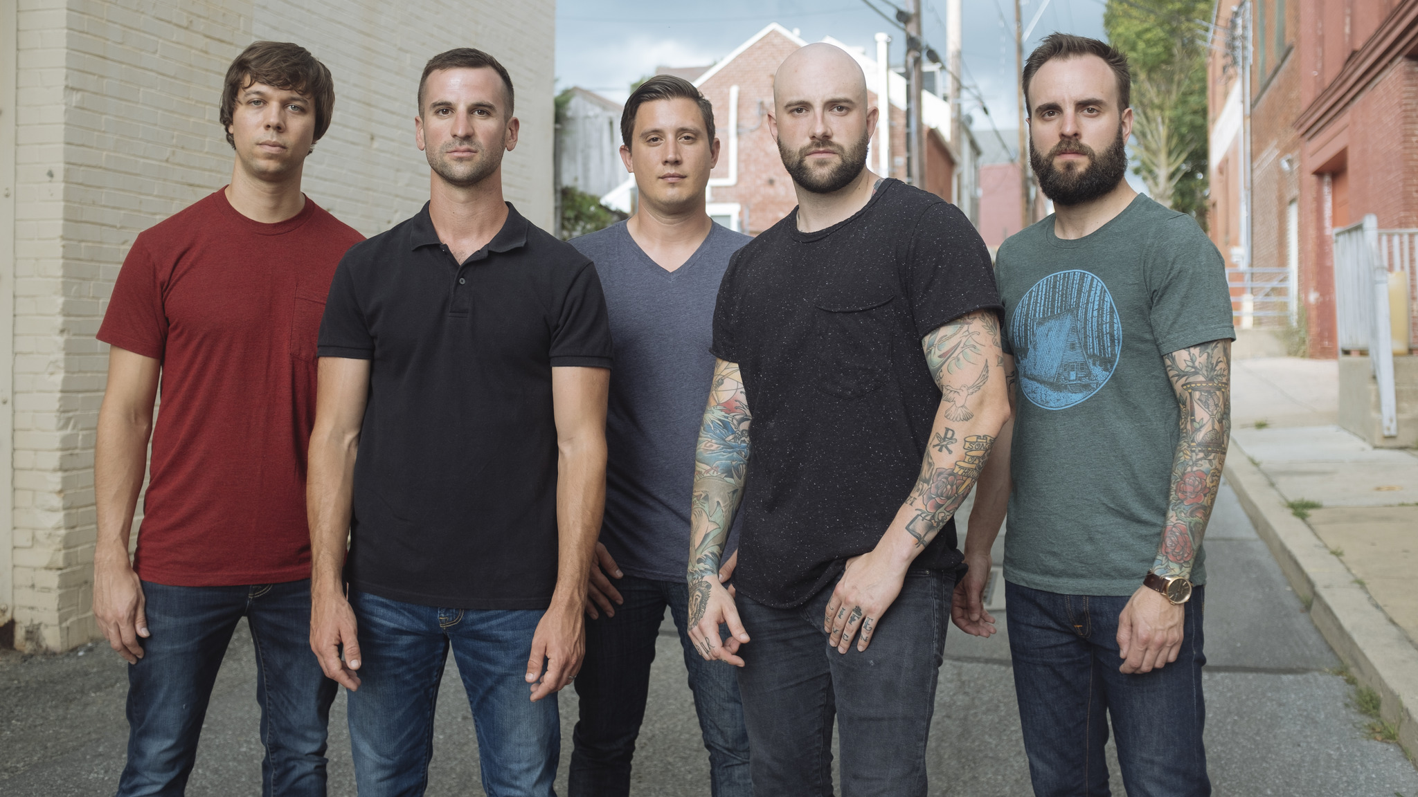 August Burns Red: 10 Years of Constellations Tour (Sold Out)