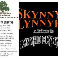 Skynnyn Lynnyrd at Taber Ranch
