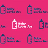 Baby Loves Art