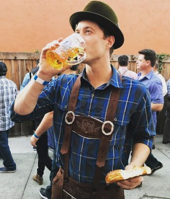 Sacramento Turn Verein Bockbierfest