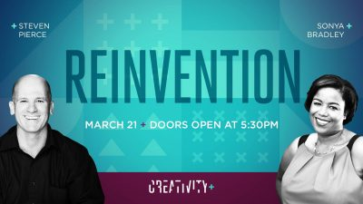 Creativity Plus: Reinvention