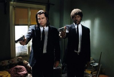 Movies Off the Wall: Pulp Fiction