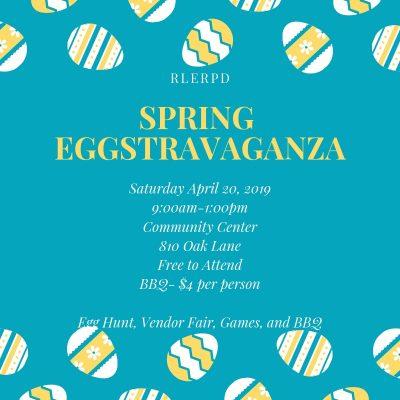 Rio Linda Spring Eggstravaganza