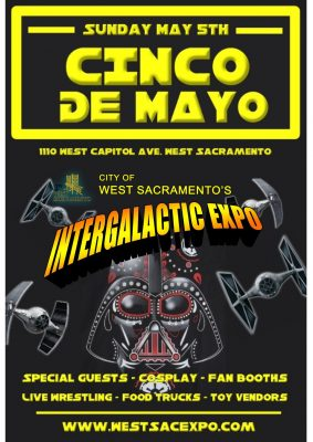 West Sacramento's Intergalactic Expo 2019