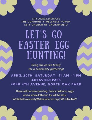 Easter in the Park (North Oak Park)