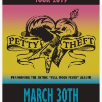 Petty Theft: San Francisco Tribute to Tom Petty and The Heartbreakers