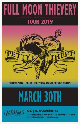 Petty Theft: San Francisco Tribute to Tom Petty an...