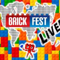 Brick Fest Live LEGO Fan Experience