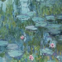 Great Art On Screen: Water Lilies of Monet
