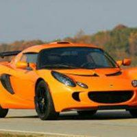 Historic Folsom Lotus Car Show