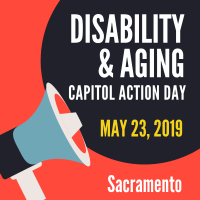 Disability and Aging Capitol Action Day