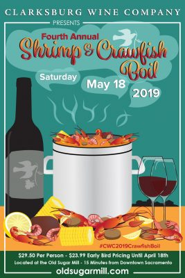 Shrimp and Crawfish Boil 2019