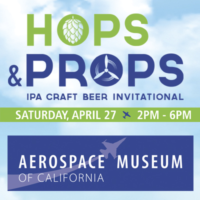 Hops and Props IPA Craft Beer Invitational