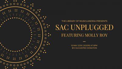 Sac Unplugged: Molly Roy