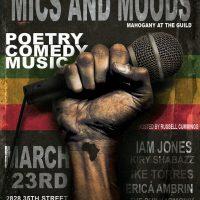 Mics and Moods: Mahogany at the Guild