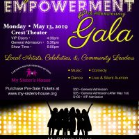 Empowerment: My Sister's House Gala